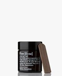 fine Organic Crème Deodorant Jar - Vetiver Geranium 30g
