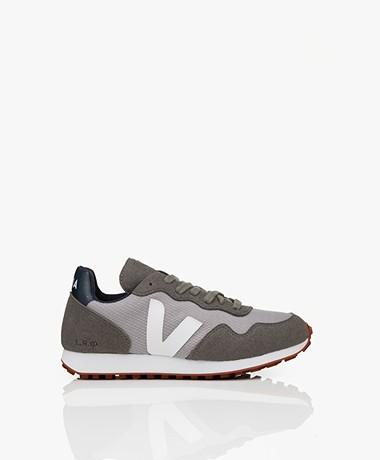 VEJA SDU Rec Vegan B-Mesh Sneakers -  Zilver/Wit/Nautico