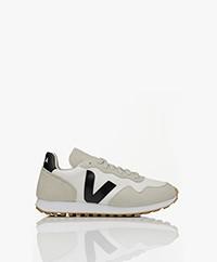 VEJA SDU Rec Alveomesh Sneakers - Wit/Zwart/Greige