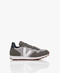 VEJA SDU Rec Vegan B-Mesh Sneakers - Silver/White/Nautico