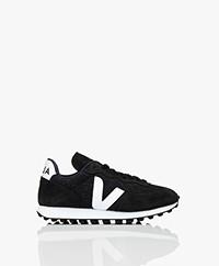 VEJA Rio Branco Flannel Sneakers - Blue/Black/White