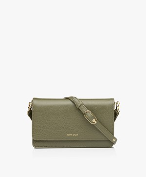 Matt & Nat Bee Dwell Shoulder Bag - Leaf