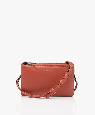 Matt & Nat Triplet Loom Cross-Body Bag - Desert