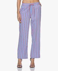 Josephine & Co Cerise Striped Pants - Blue