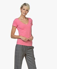 Josephine & Co Charl Cotton T-shirt - Pink
