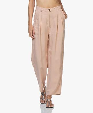 American Vintage Nalastate Lyocell Pants - Petale
