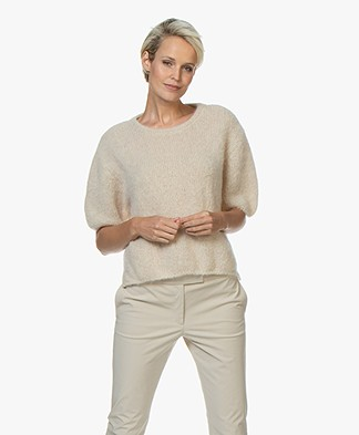 American Vintage Mirabug Sweater - Barley