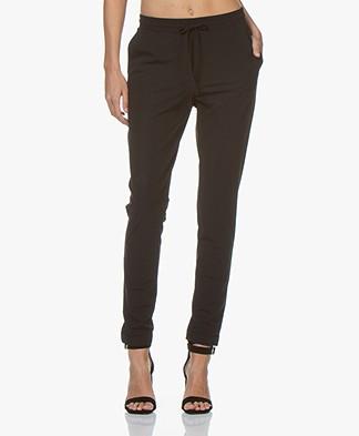 Josephine & Co Ray Travel Jersey Pants - Black