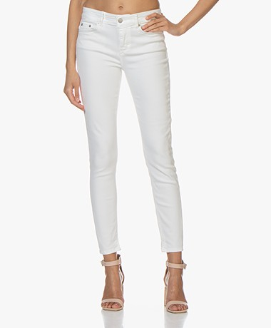 Drykorn Need Stretch Skinny Jeans - White