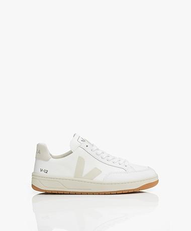 VEJA V-12 B-Mesh Sneakers - Wit/Natural