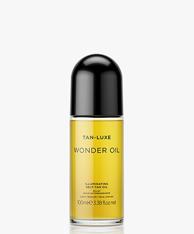 TAN-LUXE Wonder Oil Rejuvenating Self-tan Oil - Light/Medium