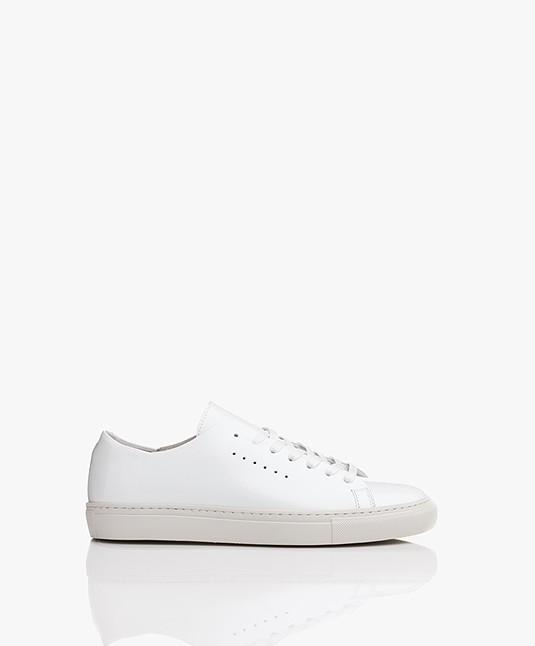 Filippa K Kate Raw Sneakers - Wit Lak