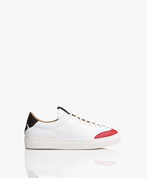 By Malene Birger Lily Laces Sneakers - Soft White
