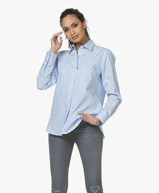 Filippa K Jane Shirt - Light BLue