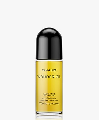 TAN-LUXE Wonder Oil Rejuvenating Self-tan Oil - Medium/Dark