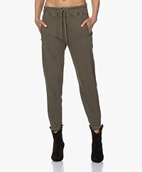 James Perse Fleece Pull On Sweatpants - Sergeant