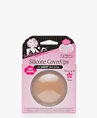 Hollywood Fashion Secrets Silicone CoverUps - Light