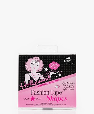 Hollywood Fashion Secrets Tape Shapes