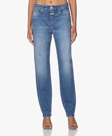 Closed Jamie Boyfriend Jeans - Mid Blue