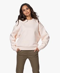 Closed Biologisch Katoenen Sweater - Rose Quartz