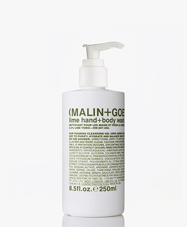 MALIN+GOETZ Lime Hand+Body Wash - 250ml