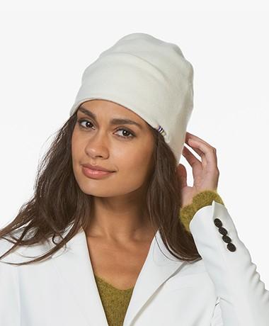 extreme cashmere N°77 Bijou Muts - Crème