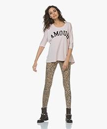 Zadig & Voltaire Portland Amour Print T-shirt - Tutu