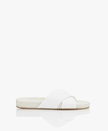 Filippa K Nadia Nappa Leather Sandals - White