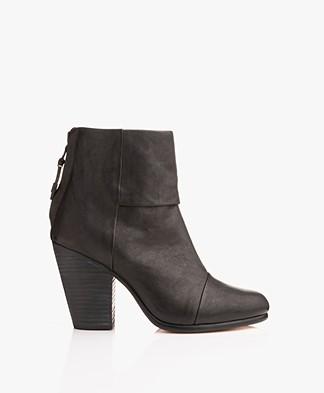 Rag & Bone Classic Newbury Ankle Boots - Black