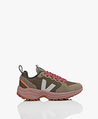 VEJA Venturi B-Mesh Suede Sneakers - Olive/Dried Petral