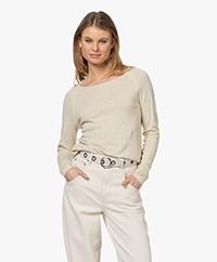 American Vintage Sonoma Slub Sweatshirt - Vintage Tundra