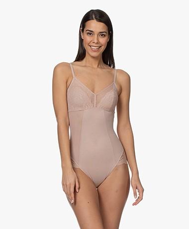 SPANX®  Spotlight on Lace Bodysuit - Foundation