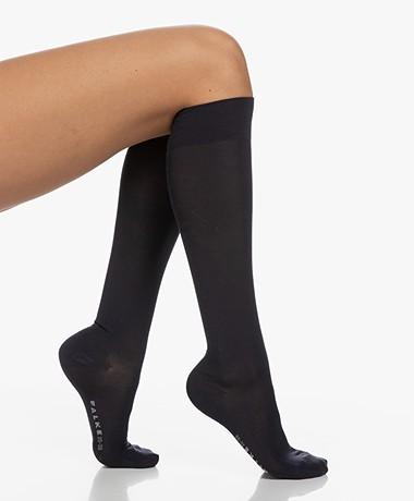 FALKE Cotton Touch Socks - Dark Navy