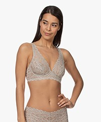 HANRO Moments Soft Cup Bra - Sahara