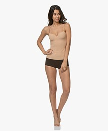 HANRO Touch Feeling Low-rise Short - Zwart