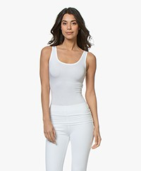 HANRO Soft Touch Modal Tank Top - White