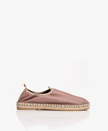 Filippa K Joanna Leather Stretch Espadrilles - Natural Nappa