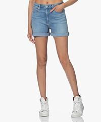 Rag & Bone Nina High-rise Denim Shorts - Harper