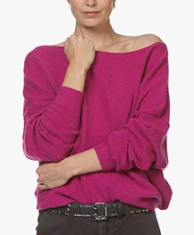 American Vintage Damsville Pullover - Pitaya
