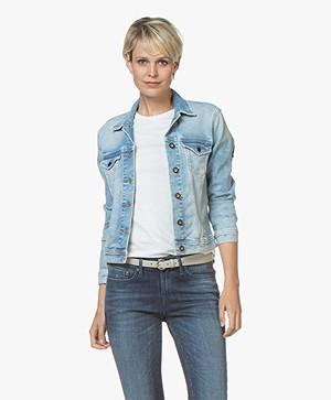 Denham Brooklyn Denim Jacket - Blue