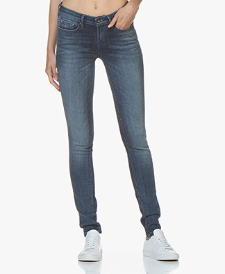 Denham Sharp Skinny Fit Jeans - Blue