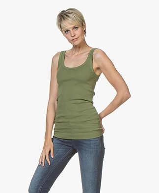 By Malene Birger Newdawn Tanktop - Olivine