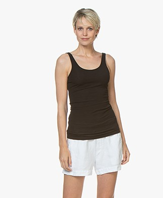 James Perse The Daily Tank - Black