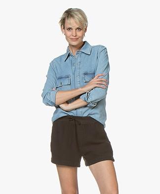 Ragdoll LA Denim Shirt - Light Blue