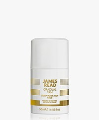 James Read Tan Sleep Mask Tan Face