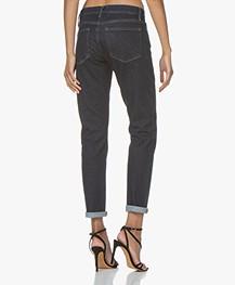 FRAME Le Garcon Raw Jeans - Brnx