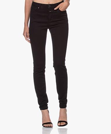 Closed Lizzy Shaper Denim Skinny Jeans - Zwart