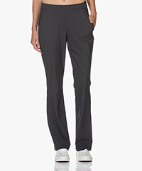 LaSalle Travel Jersey Pull-on Pants - Grey