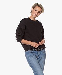 Closed Organic Cotton Sweater - Black