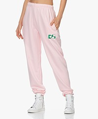 Dolly Sports Team Dolly French Terry Trackpants - Lichtroze